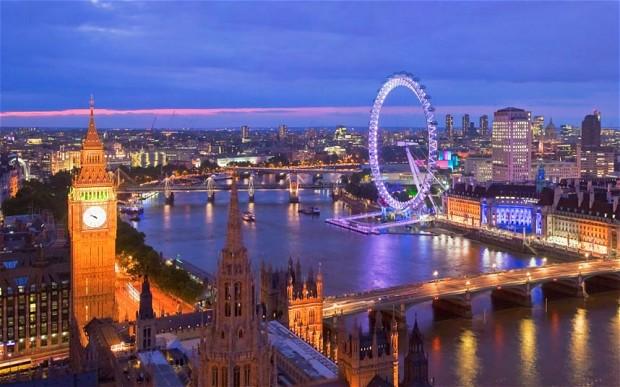 дешевые авиабилеты в Лондон из Калининграда и Питера