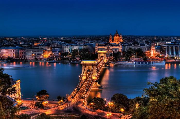 дешевые авиабилеты в Будапешт на новый год