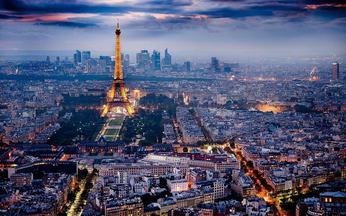 дешевые авиабилеты в Париж, Францию