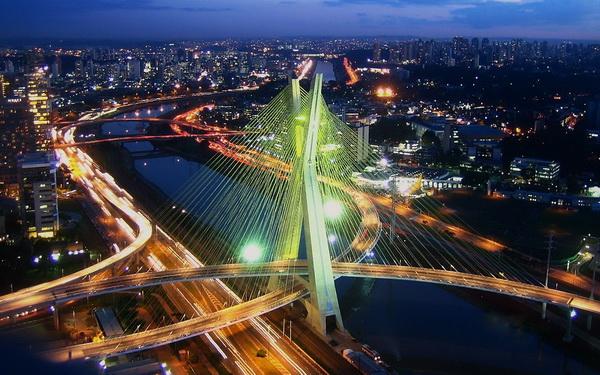 дешевые авиабилеты в Сан-Пауло, Бразилию