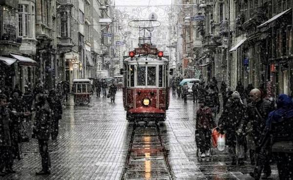 дешевые авиабилеты в Стамбул на новый год