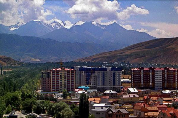дешевые авиабилеты в Киргизию, Бишкек