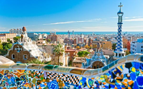 дешевые авиабилеты в Барселону, Каталонию, Испанию