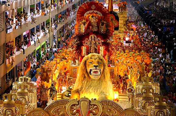 дешевые авиабилеты в Рио-де-Жанейро, Бразилию - на карнавал