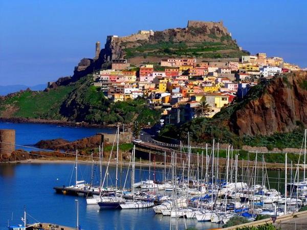 дешевые авиабилеты в Ольбию, Сардиния, Италия