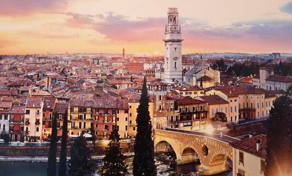 дешевые авиабилеты в Верону, Италию
