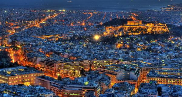 дешевые авиабилеты в Афины, Грецию