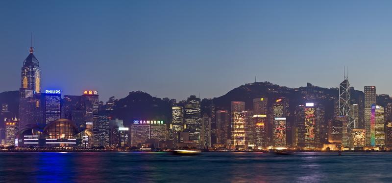 дешевые авиабилеты в Гонконг, Китай