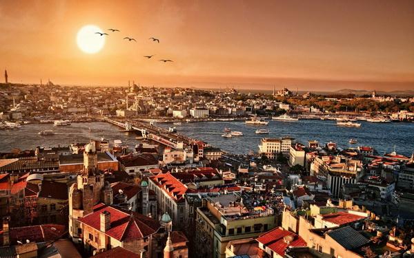 дешевые авиабилеты в Стамбул, Турцию
