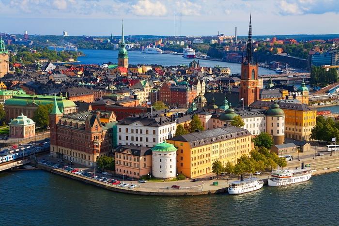 дешевые авиабилеты в Стокгольм, Швецию