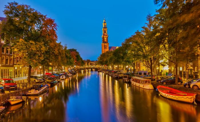 Дешевые авиабилеты в Амстердам, Нидерланды