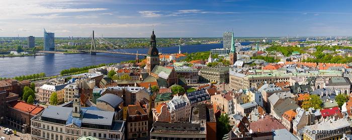 Дешевые гостиницы и отели в Риге, Латвия