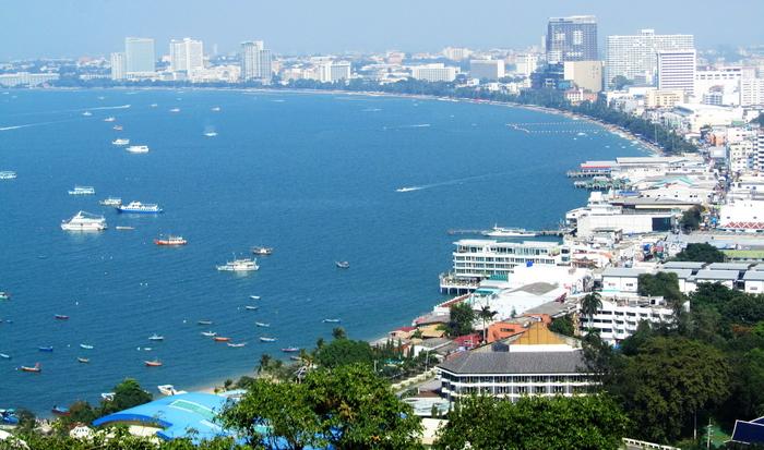 дешевые гостиницы и отели в Паттаю, Тайланд