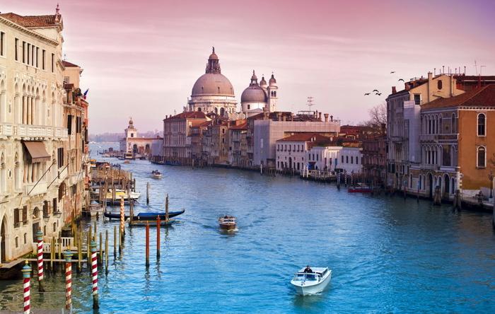 дешевые авиабилеты в Венецию, Италию