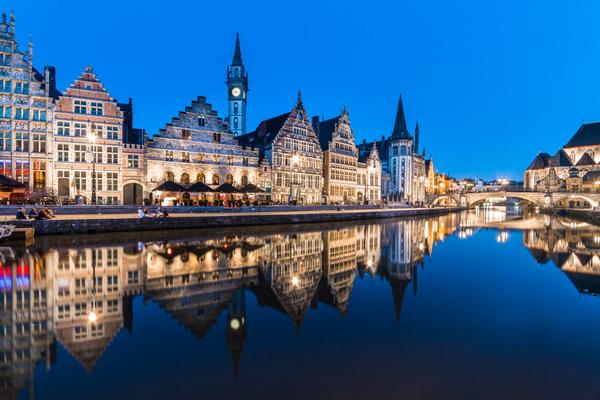 Дешевые авиабилеты в Брюссель, Бельгию