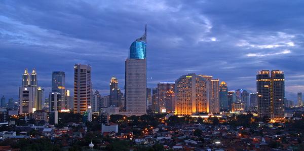 Дешевые авиабилеты в Джакарту, Индонезия