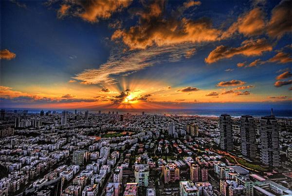 дешевые авиабилеты в Тель-Авив, Израиль