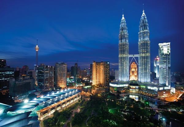 Дешевые авиабилеты в Куала-Лумпур, Малайзию