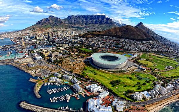 дешевые авиабилеты в Кейптаун, ЮАР
