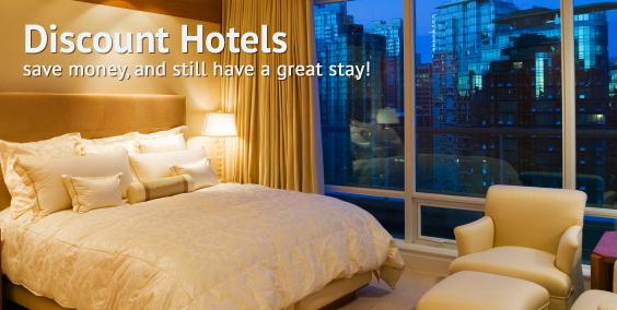 Коды, купоны, скидки на отели и гостиницы