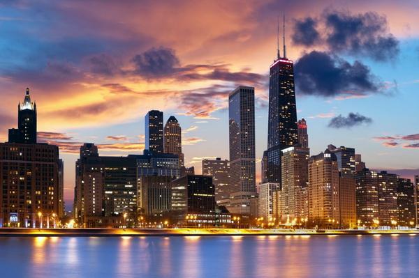 дешевые авиабилеты в Чикаго, США
