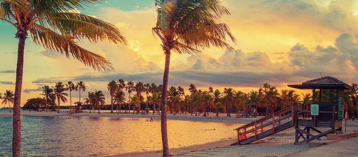 дешевые авиабилеты в Майами, США