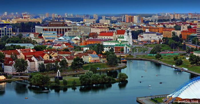 Дешевые авиабилеты в Минск, Белоруссию
