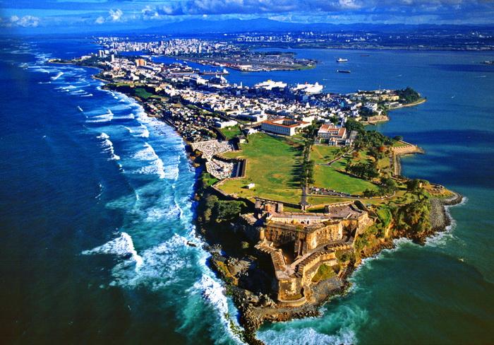 Дешевые авиабилеты в Пуэрто-Рико, Сан-Хуан