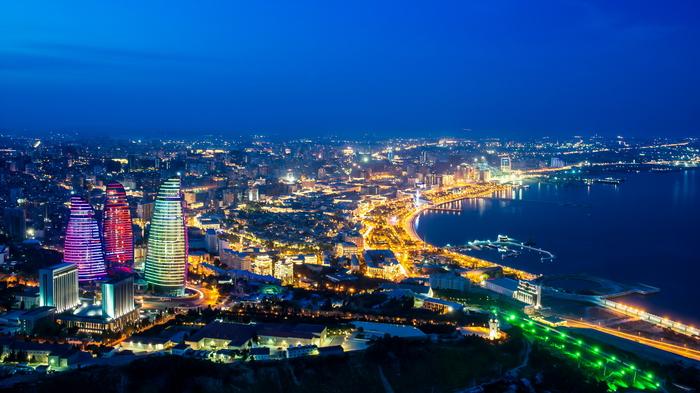 дешевые авиабилеты в Азербайджан, Баку