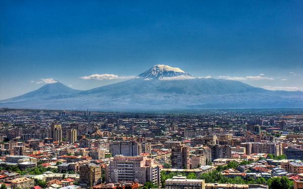 дешевые авиабилеты в Ереван, Армению