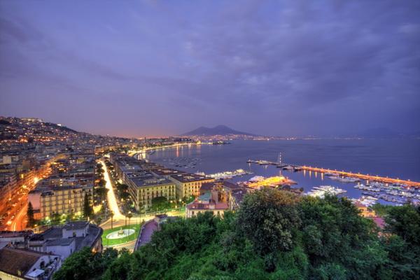 дешевые авиабилеты в Неаполь, Италию