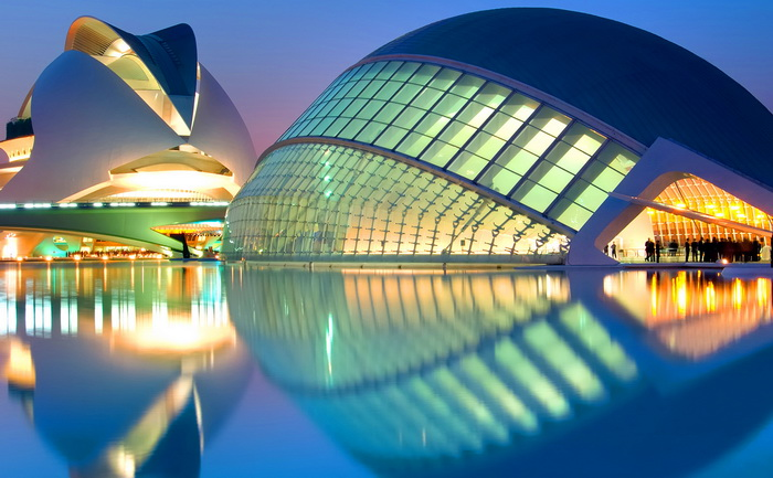 дешевые авиабилеты в Валенсию, Испанию